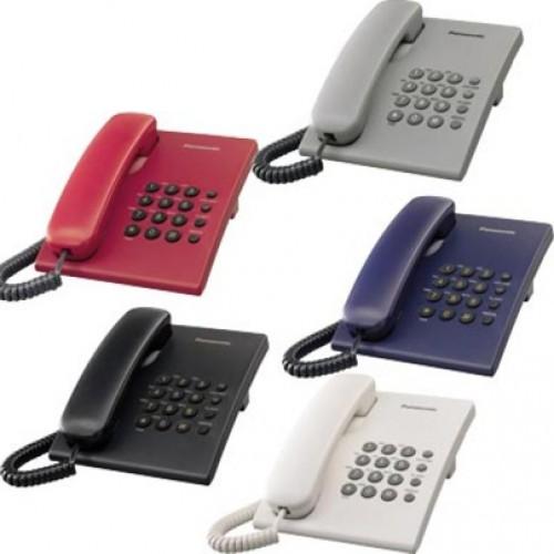 Máy điện thoại bàn Panasonic KX-TS500, đại lý, phân phối,mua bán, lắp đặt giá rẻ